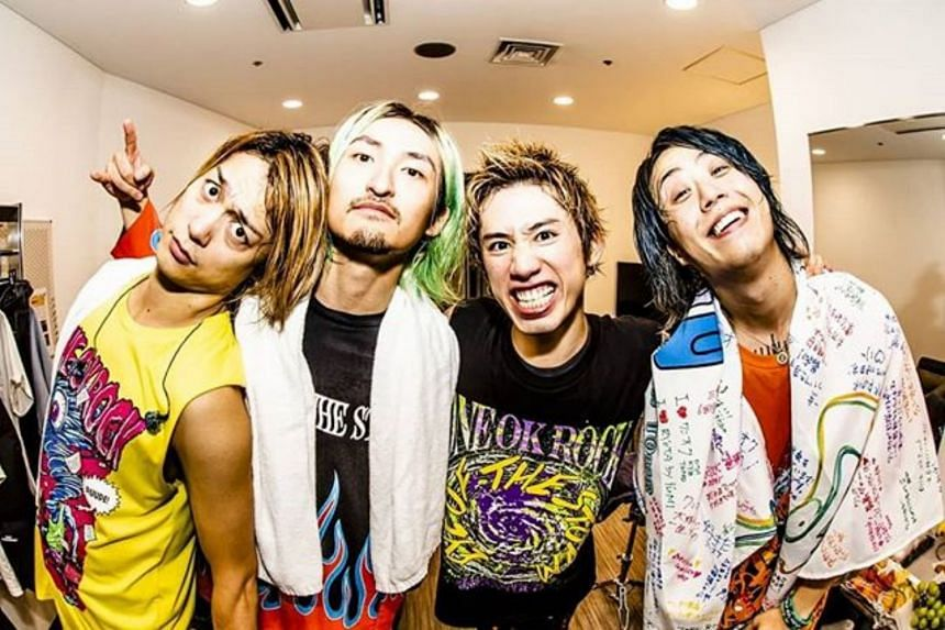 Japanese rock icons One OK Rock are touring their ninth studio album Eye of the Storm, which was released in February 2019.