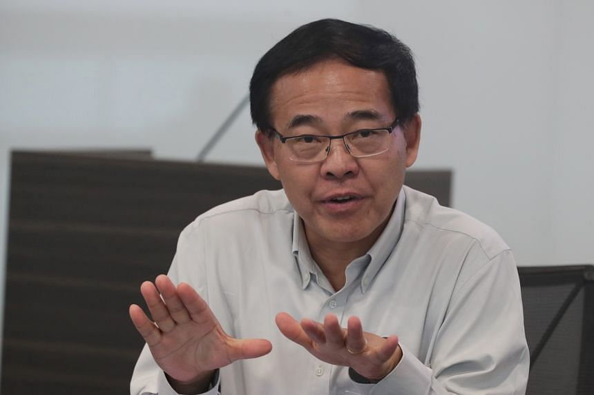 Professor Wang Linfa, director of the emerging infectious disease programme at Duke-NUS Medical School, said people tend to confuse a candidate vaccine with a vaccine available for people to use.