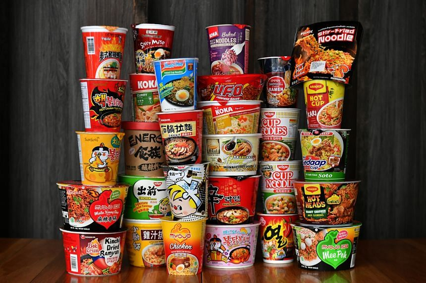 Cup of cups - which cup noodles are worth eating?, Food News & Top ...