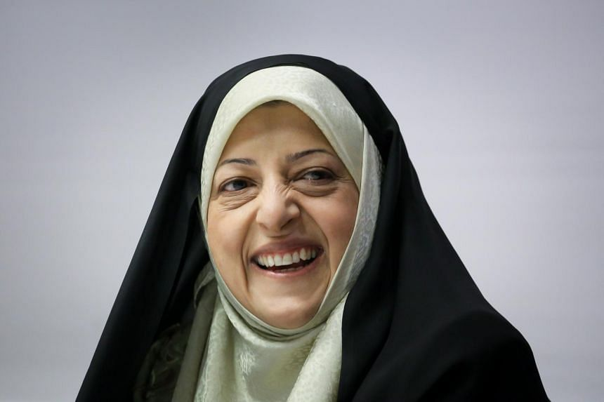 Vice-President Masoumeh Ebtekar has a confirmed coronavirus infection and is quarantined at home.