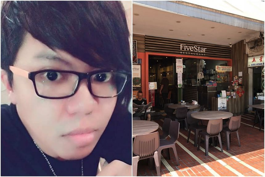 Mr Derek Yeo, 28, a manager at a Chinese restaurant, said he found out about his father's death only after the funeral was over.