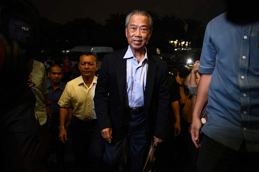 Parti Pribumi Bersatu Malaysia president Muhyiddin Yassin will have the support of 93 parliamentarians, just 19 shy of a simple majority.