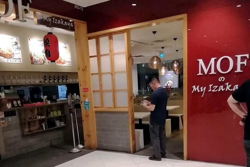 MOF Izakaya at Lot One was repossessed by CapitaLand after owner Lena Sim failed to pay rent on Feb 28, 2020. It was the last MOF outlet.
