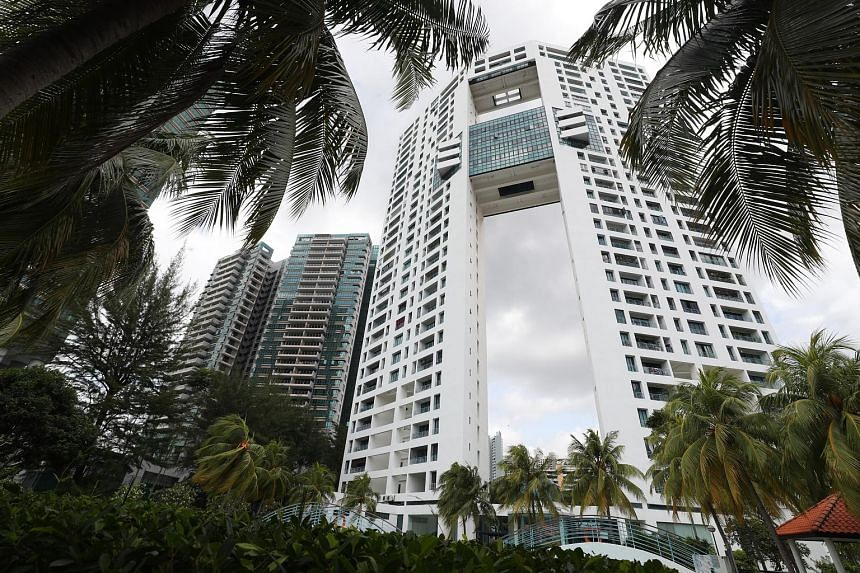Home for Ms Wong-Kautz is now a condominium unit at Harbour View Towers in Telok Blangah. When it comes to investment in properties, Ms Wong-Kautz, who in 2014 started bespoke furniture outfit +49 Woodcraft with her husband, says she is always on the