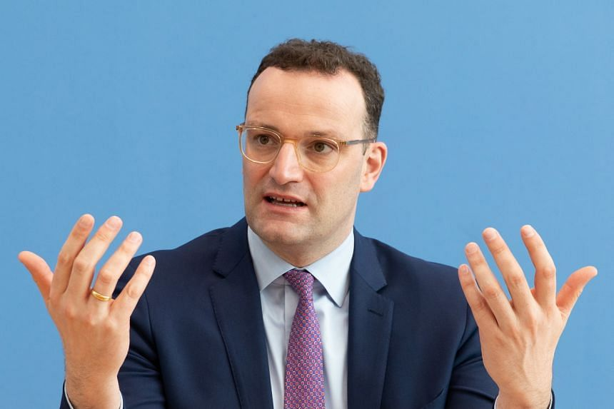 Health Minister Jens Spahn now expects the virus to spread further.