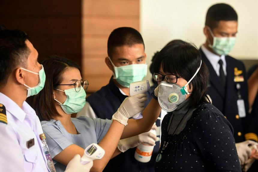 Thailand reports first coronavirus patient death