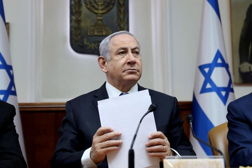 Israeli Prime Minister Benjamin Netanyahu has stayed in power with a mix of divisive populism and the image of a world statesman close to foreign leaders including Russian President Vladimir Putin and US President Donald Trump.