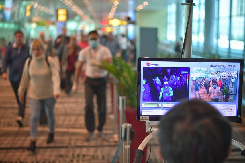 From 11.59pm on Wednesday, all travellers entering Singapore who have fever or other symptoms of respiratory illness may be required to undergo a Covid-19 swab test at checkpoints.