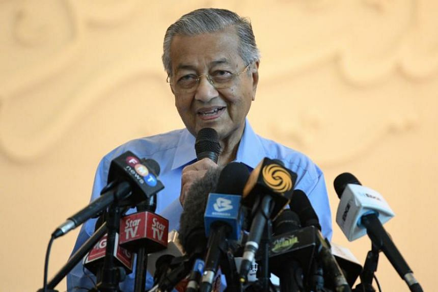 Former premier Mahathir Mohamad said that he resigned because he had lost the support of his allies.