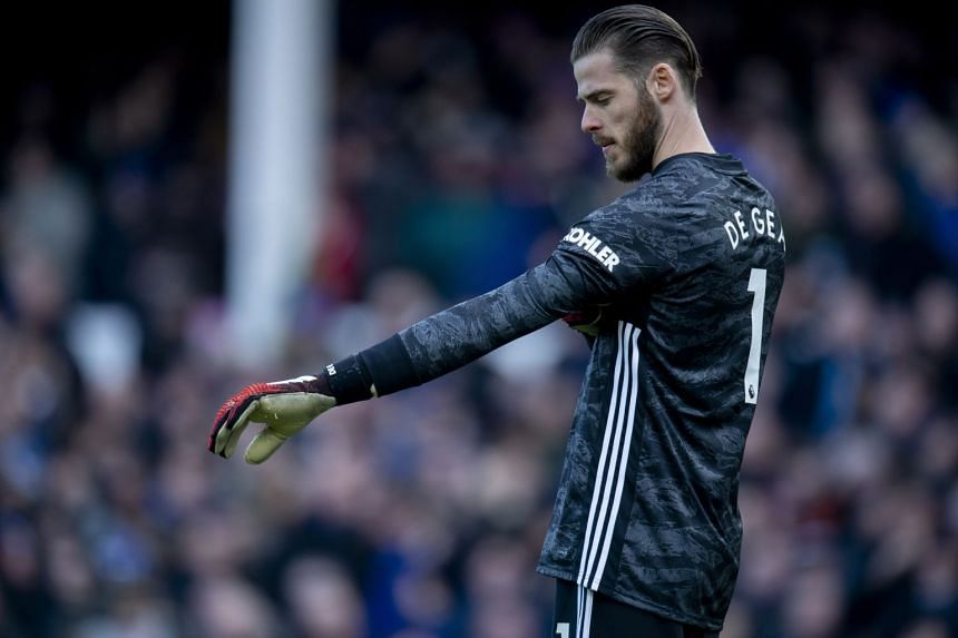 Eric Steele calls for David de Gea to be challenged