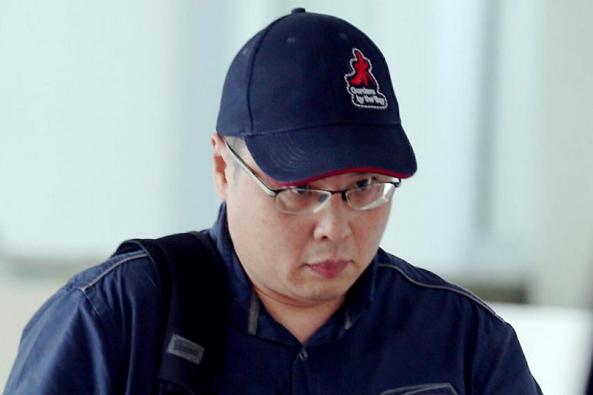 James Lim Liong Ghee used his position as associate director when he was working at Changi Airports International and forged documents to secure contracts for an IT vendor.