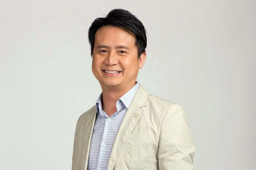 Daren Tang (above) is the head of Singapore's national intellectual property agency.