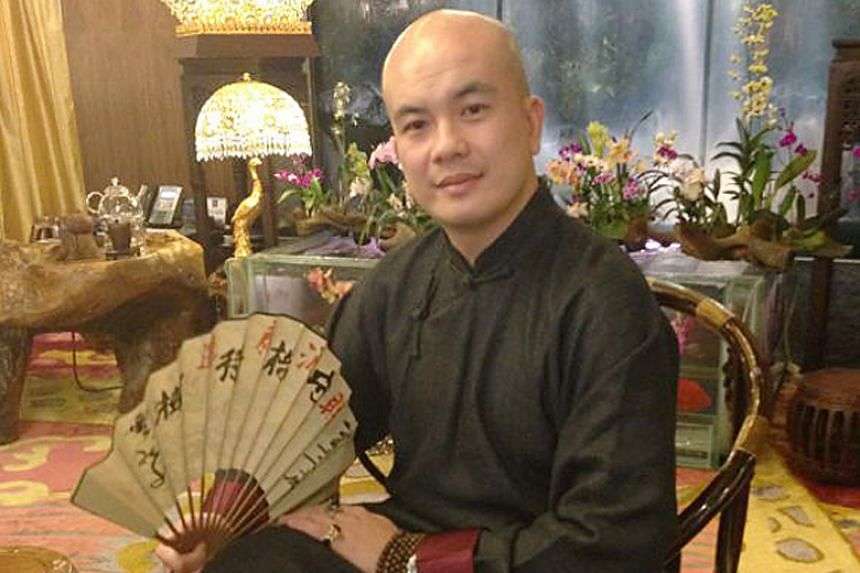 Mr Cheah Fah Loong, better known as Master Yun, was identified by Cambodian media as the fengshui master rebuked by Cambodian Prime Minister Hun Sen for showing disrespect during the dance performance.