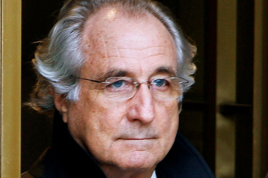 In this picture taken on Jan 14, 2009, Bernie Madoff is seen exiting the Manhattan federal court house in New York.