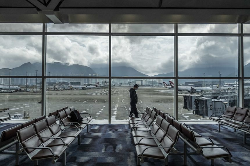 Business leaders are seeking to allay concerns about the virus and its toll on the aviation industry.