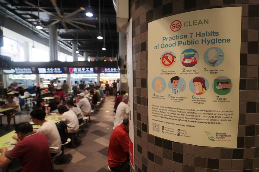 Health Minister Gan Kim Yong praised the SG Clean campaign for picking up momentum, as that is an important effort in the fight against the spread of the coronavirus.