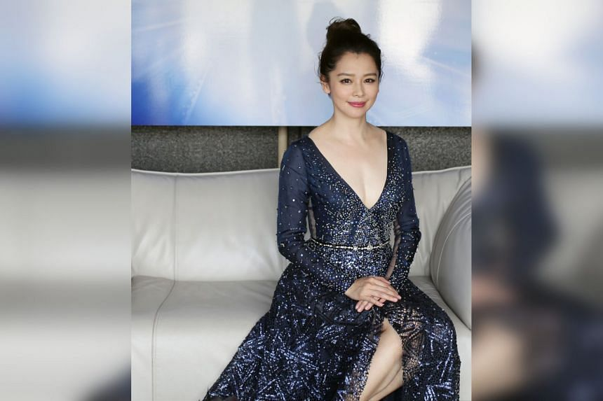Despite her stellar career as a model, singer and actress, Taiwan singer Vivian Hsu is probably most proud of her role as a mother.