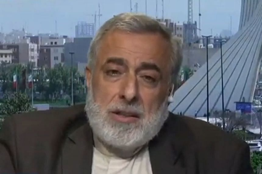 Mr Hossein Sheikholeslam (above), who was adviser to Iran's Foreign Minister Mohammad Javad Zarif, died from coronavirus on March 5, 2020.