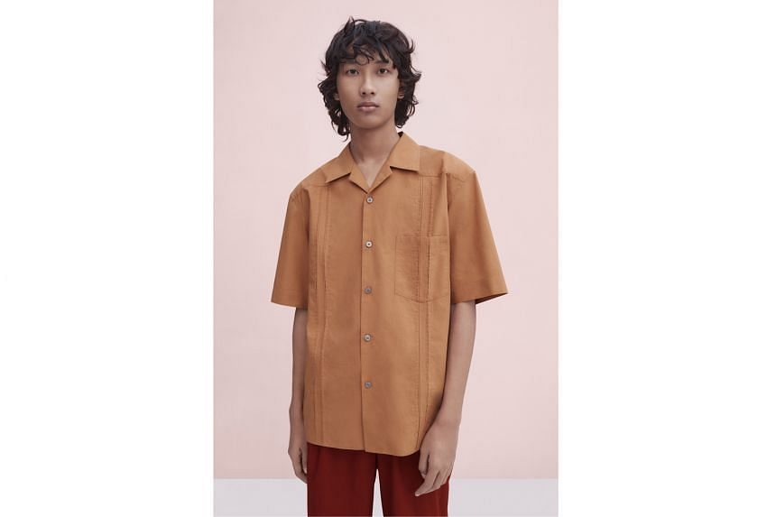 Uniqlo spring/summer collection in stores now.