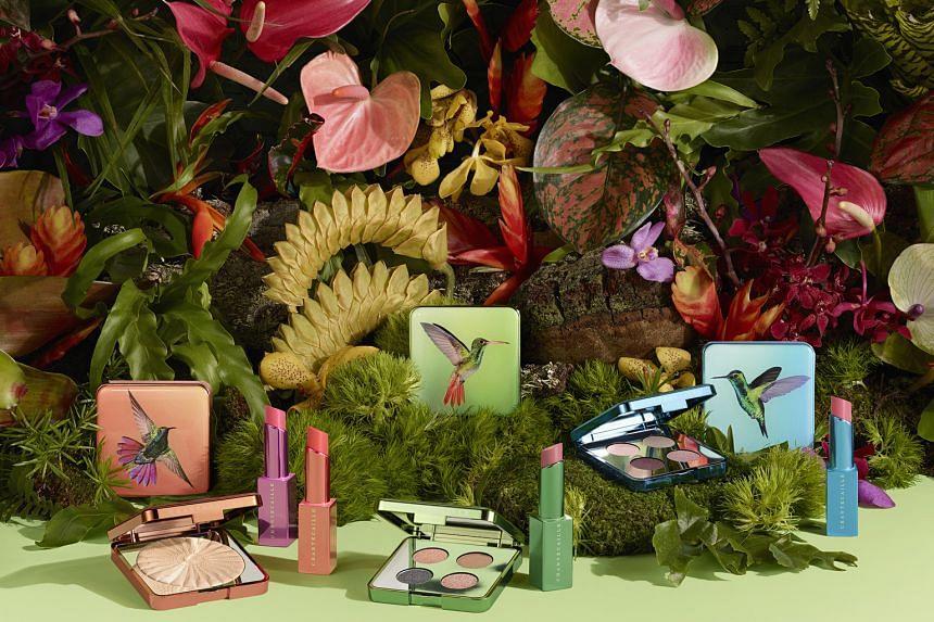 Chantecaille launches spring 2020 collection.