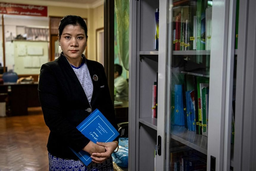Violence against women is so pervasive it is regarded as normal - and as a result - woefully underreported, says lawyer and activist Hla Hla Yee.