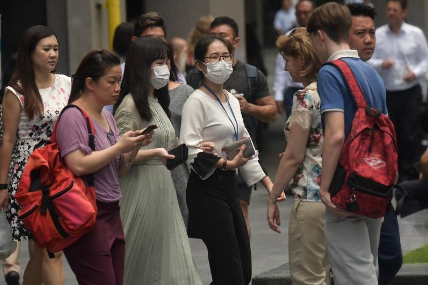President Halimah Yacob said it would be beneficial to continue telecommuting arrangements taken up by companies even after the coronavirus crisis subsides.