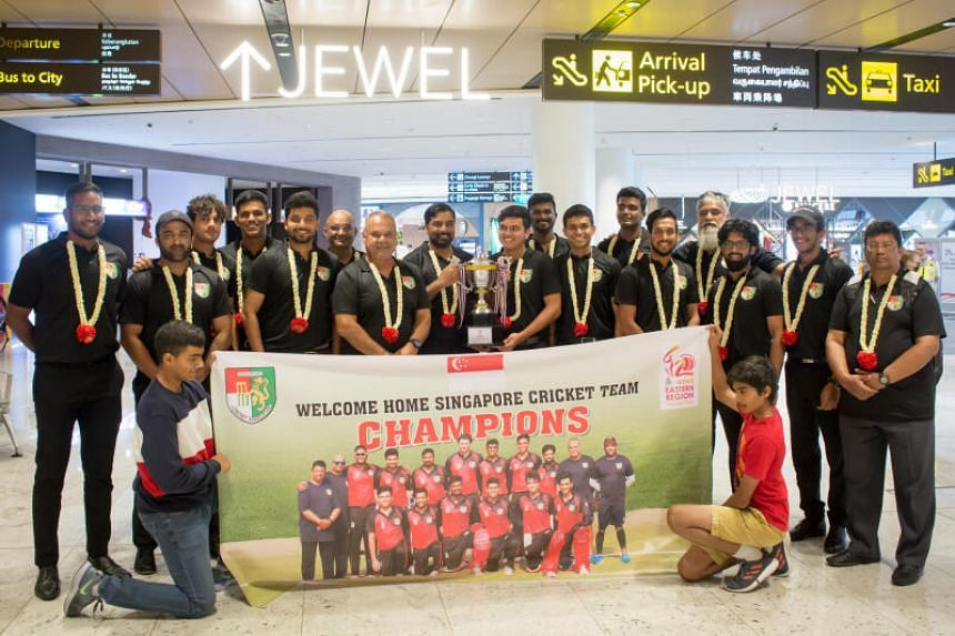 The outing in Bangkok saw Singapore's senior cricketers reach their highest International Cricket Council T20 world ranking of No. 20 since starting close to No. 70 about 20 years ago.