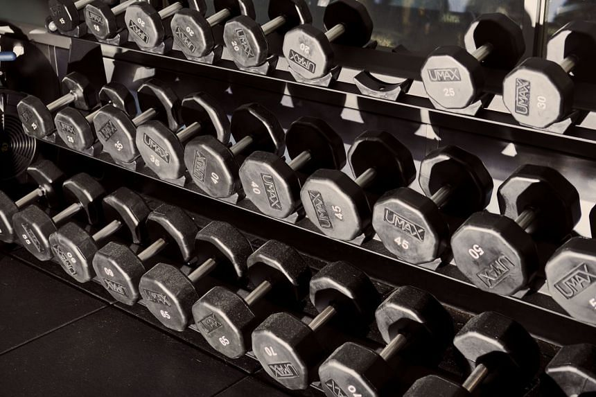 The spread of the coronavirus could make even the most ardent gym rats stress out about picking up barbells.