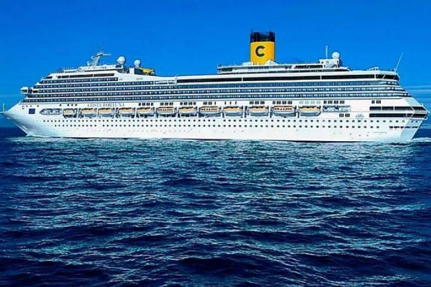The Maritime and Port Authority of Singapore and the Singapore Tourism Board earlier announced that the Costa Fortuna would be allowed to make its scheduled stop on March 10 at the Marina Bay Cruise Centre.