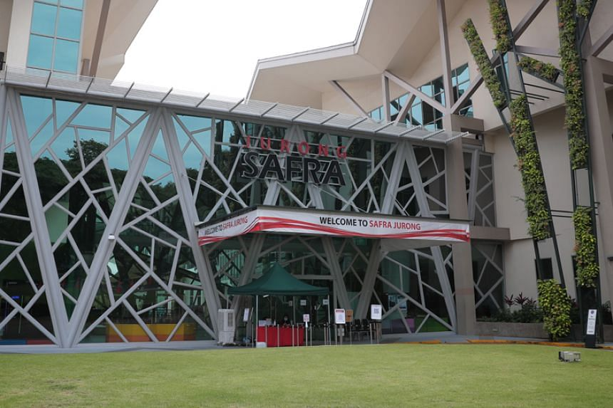 Six of the new cases are linked to a Feb 15 private dinner function at Safra Jurong.