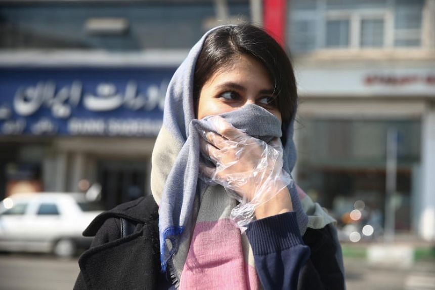 The outbreak of the virus in Iran is one of the deadliest outside of China, where the disease originated.