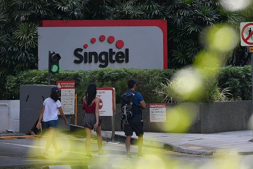 Singtel's group chief executive Chua Sock Koong said in a note to employees yesterday that the company needed to brace itself for uncertainty because of the coronavirus outbreak and weak business sentiment.
