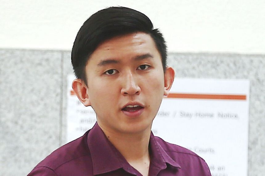 Tee Chin Yue hacked four Kopitiam cards more than 130 times, and used the ill-gotten credit to top-up more than 180 Singtel pre-paid SIM cards in exchange for cash.