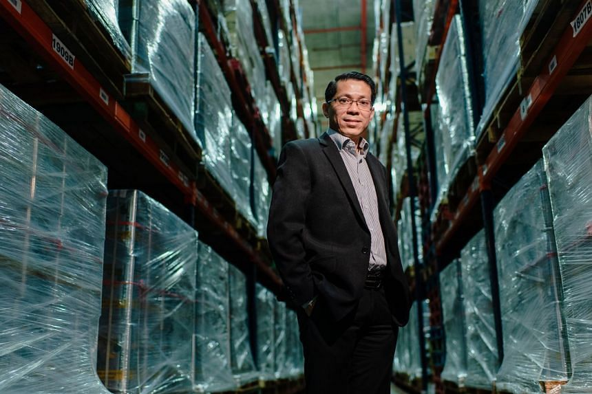 Chief executive officer Jack Lim has helped to transform Lim Siang Huat into a regional distributor powerhouse.
