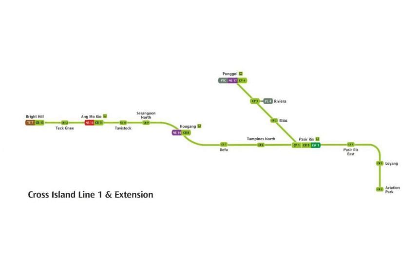 With the new Cross Island Line extension, commuters can expect to save up to 25 minutes of travel time.