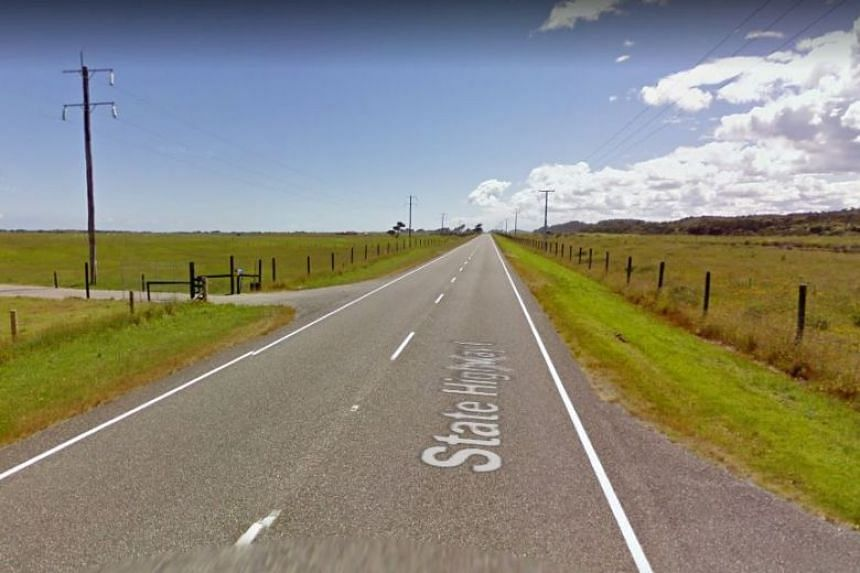 The crash occurred at around noon on Dec 11, 2017, along the State Highway 6 on the west coast of the South Island.