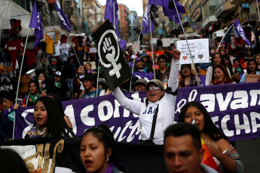 Outraged By Femicides, Mexican Women Demand Change During Nationwide Walkout