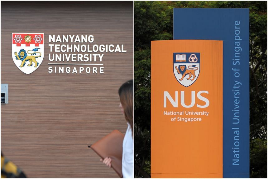 The first case is an international postgraduate student from NTU's National Institute of Education and the second case is an NUS international exchange student.