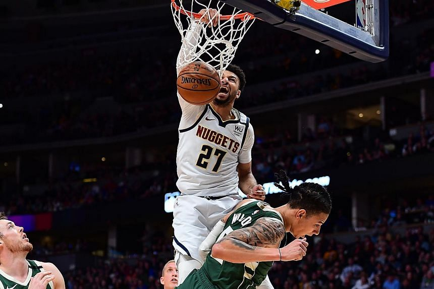 Bucks to Play Against Nuggets without Superstar Milwaukee Monday Night