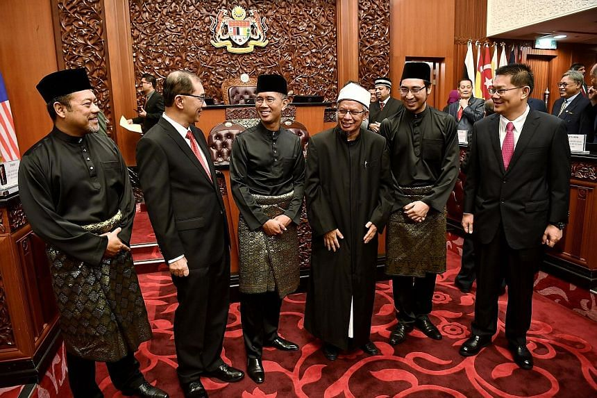 Malaysian Cabinet ministers sworn in, SE Asia News & Top Stories ...