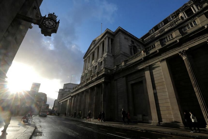 The Bank of England cut interest rates by half a percent on March 11 in a shock move to bolster Britain's economy against disruption caused by the coronavirus outbreak.