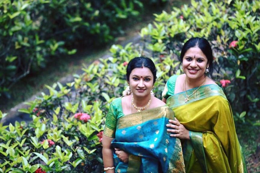 Singapore carnatic musicians Srividya Sriram (left) and Vaishnavi Anand will be performing during the music presentation Abhinaya – Musical Expressions Of Dance at the Esplanade Recital Studio on March 15.