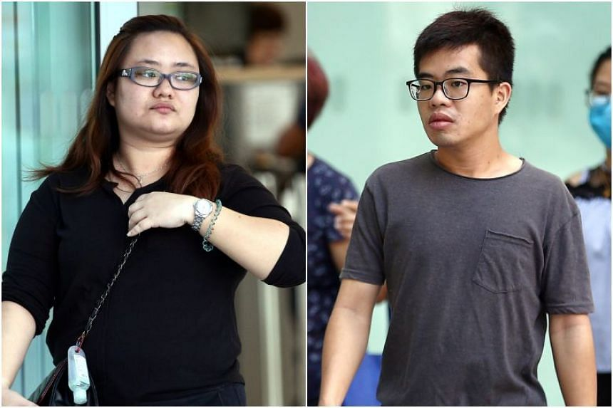Amanda Yeo Pei Min had told her lover Leong Wei Guo to loosen the wheel bolts of her husband's car and cut its brake wires.