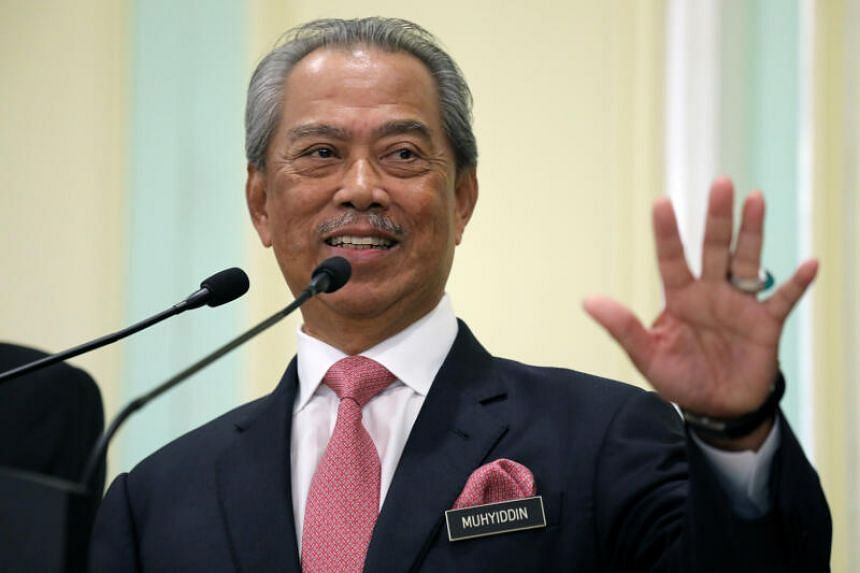 Although Prime Minister Muhyiddin Yassin (above) appears to have appeased most factions in his Perikatan Nasional coalition, one party president rejected the offered deputy ministership.