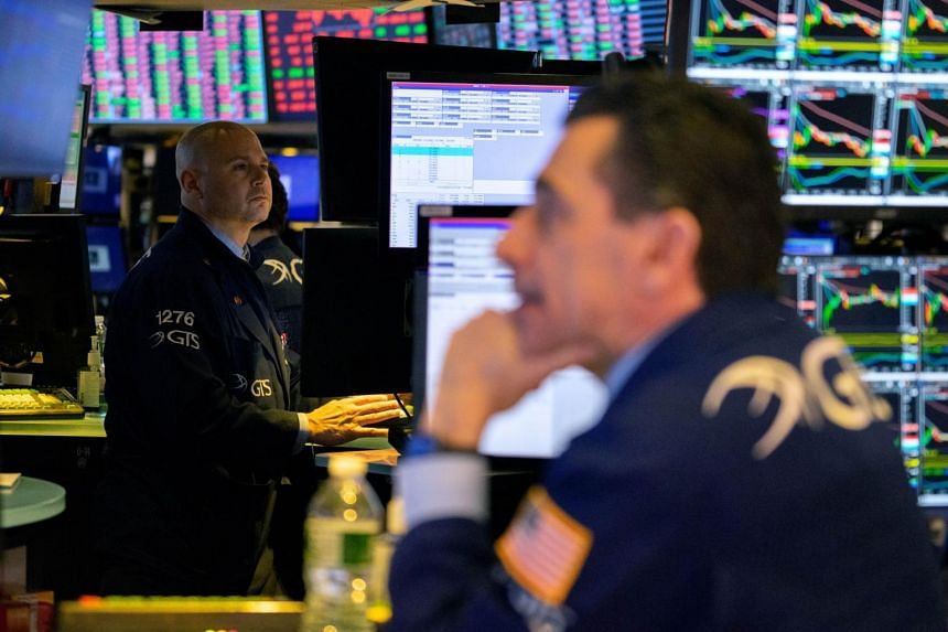 The Dow Jones Industrial Average ended the longest bull-run in history for US shares.