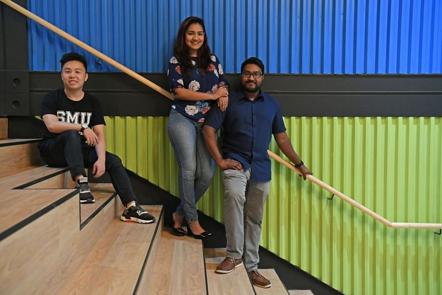 Ms Priyahnisha and her fiance Devanantthan co-founded Mental Act, an organisation to promote mental health awareness among the Indian community. Singapore Management University student Eugene Choy is another among the hundreds of people and groups wh