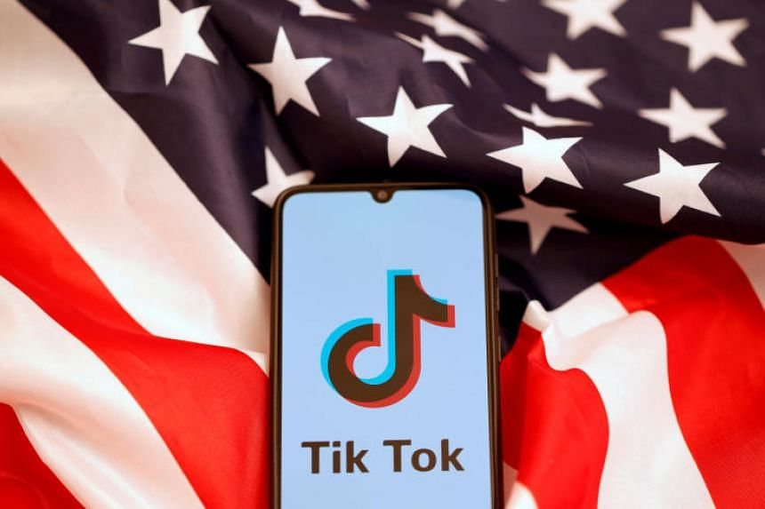 Senate bill seeks to ban Chinese app TikTok from government work phones