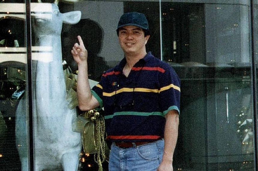 The court noted that Jeffrey Chia (seen above in his younger days) had, over some 17 years, deceived around 16 Korean or Japanese victims in New South Wales.