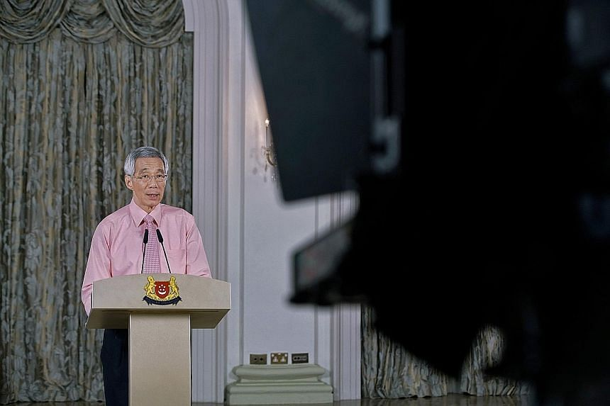 Prime Minister Lee Hsien Loong, in his update on the coronavirus outbreak yesterday, urged the people to keep up their guard and take practical precautions to protect themselves and their families. Singapore's response has received international acco
