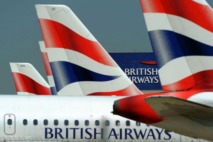 """British Airways is under """"immense pressure"""", said chief executive Alex Cruz.."""